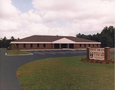 Wayne County DFCS Office