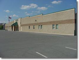 Mercer DHHR Office