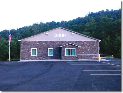 Pleasants DHHR Office