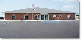 Pocahontas DHHR Office