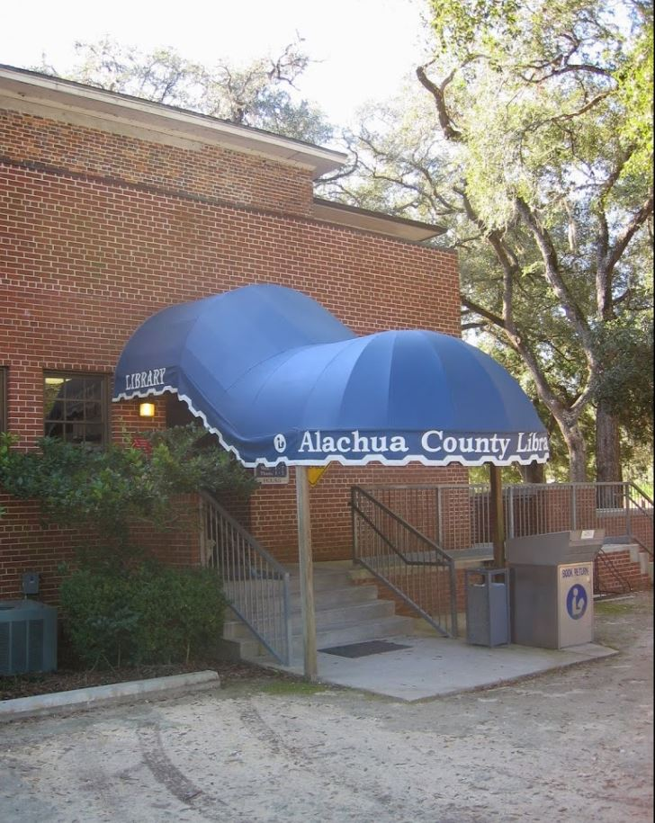 Alachua County Library Micanopy Branch