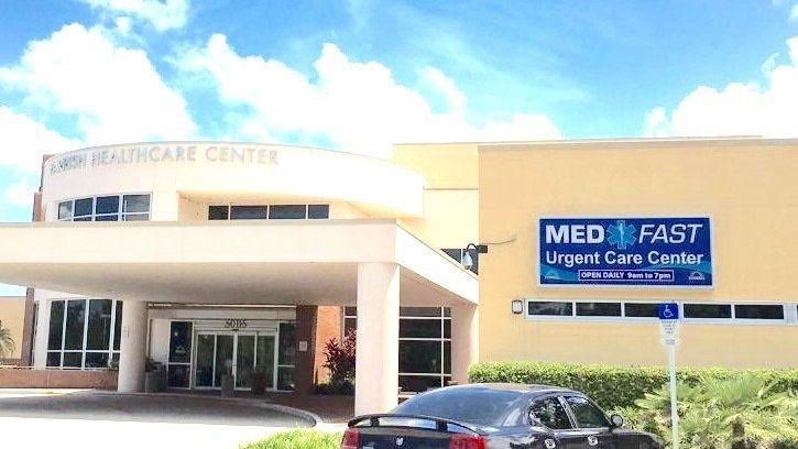 Parrish Medical Center Port St John