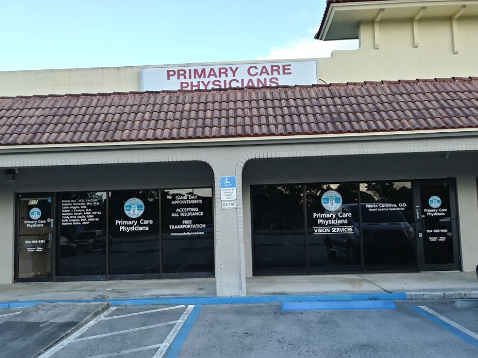 Primary Care Physicians Of Florida