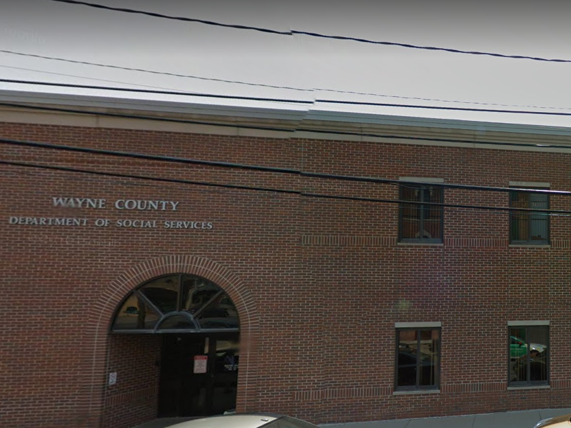 Wayne County Social Services Department