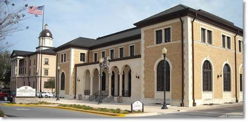 Columbia County Public Library - Fort White DCF