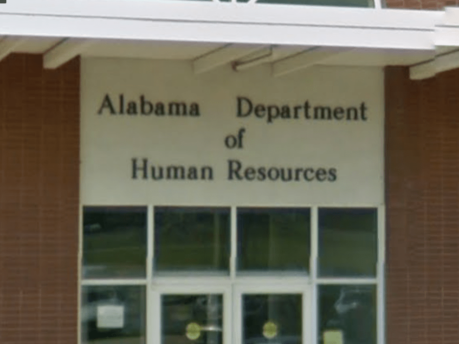 Alabama Department Human Resources