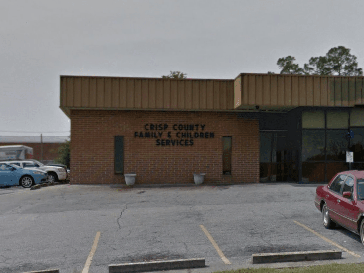 Crisp County DFCS Office Cordele, GA Social Services Office