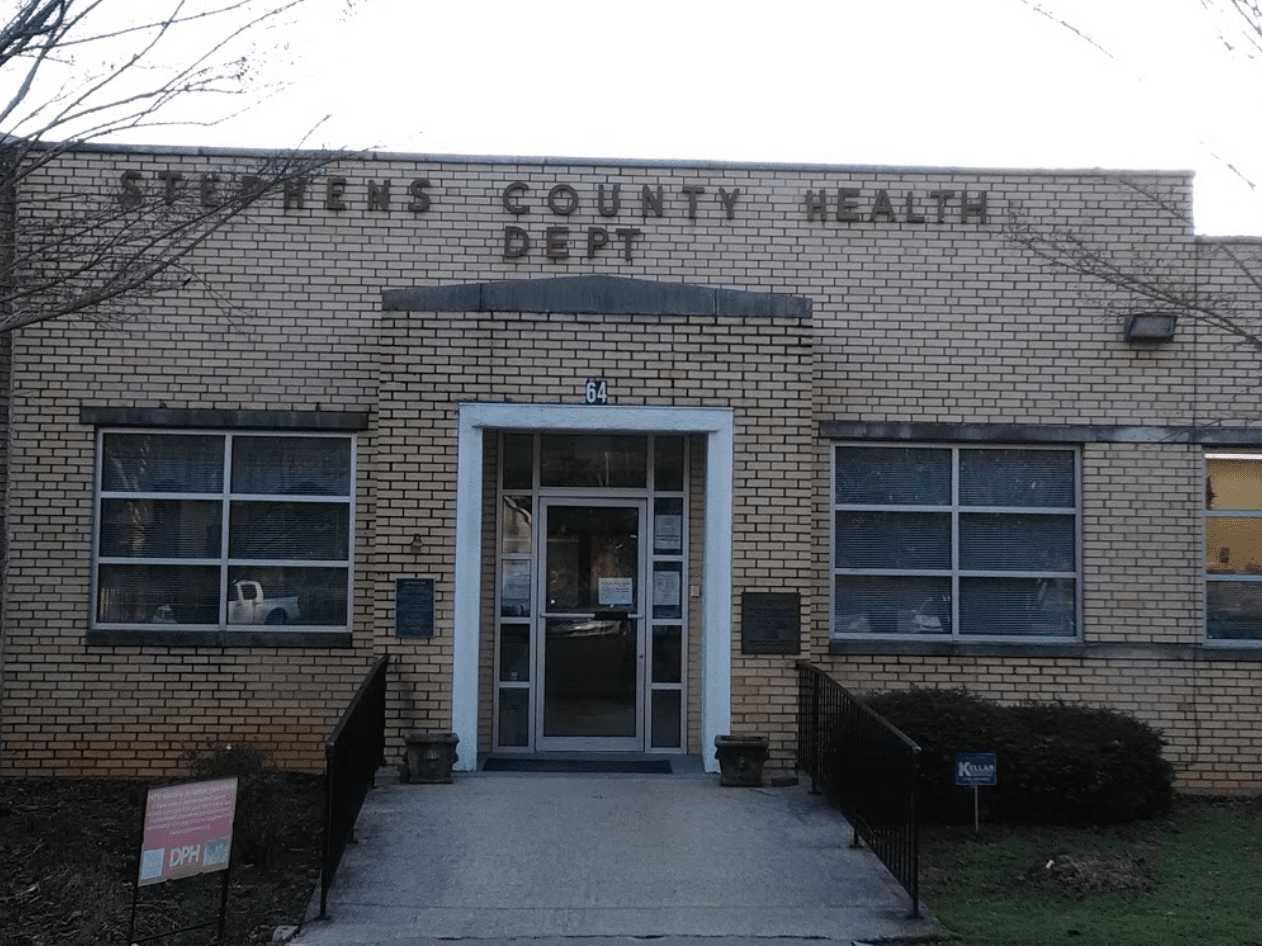 Stephens County DFCS Office