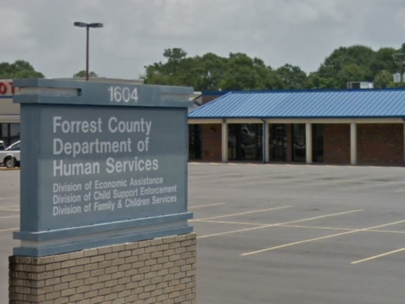 Forrest County Department of Child Protection Services