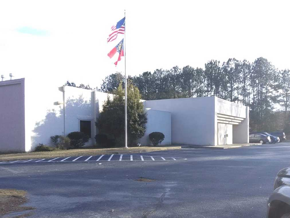 Coweta County DFCS Office