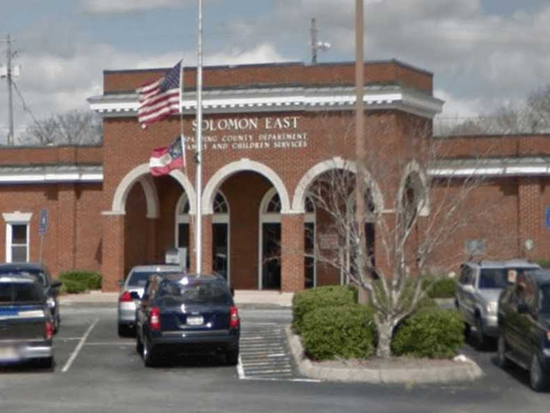 Spalding County DFCS Office