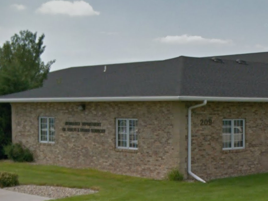Madison County DHHS Office