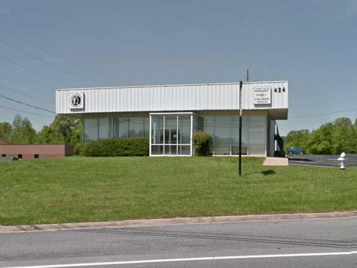 Dawson County DFCS Office