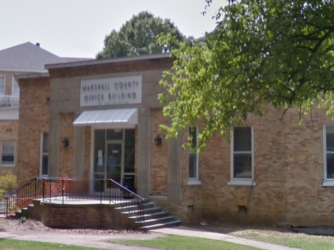 Marshall County Department of Child Protection Services